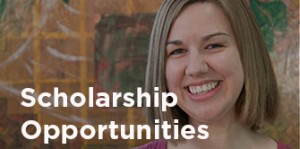 scholarship opportunities smiling master of divinity student