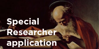 Apply for researcher priviledges