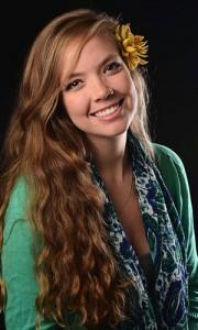Image: Headshot of Rachel Debos