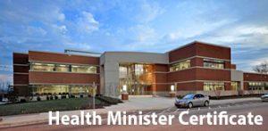 Health Minister Certificat Button