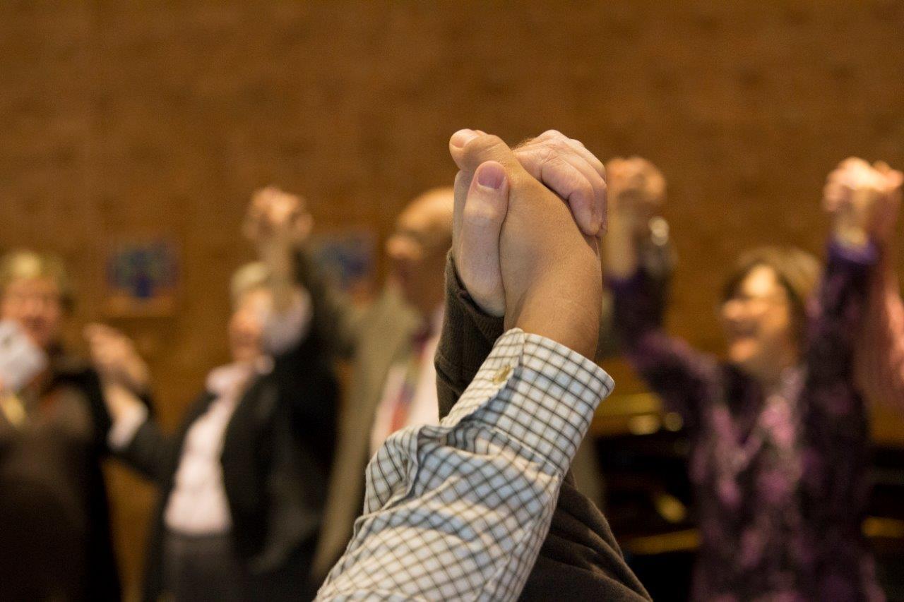 Churches & Agencies page