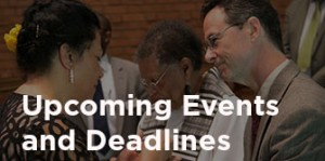upcoming events and deadlines for students