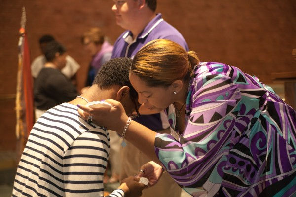 Support Chapel Shell Prayer