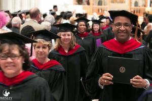Alumni at Wesley