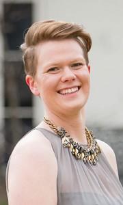 IMAGE: Headshot of Hannah Roberts Villnave