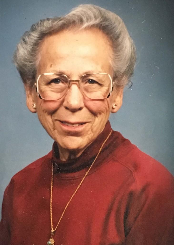 Photo of Professor Dr, Mary Alice Edwards