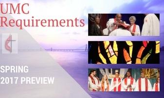 UMC Requirements SP17