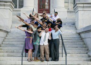 Urban Fellows Group Photo