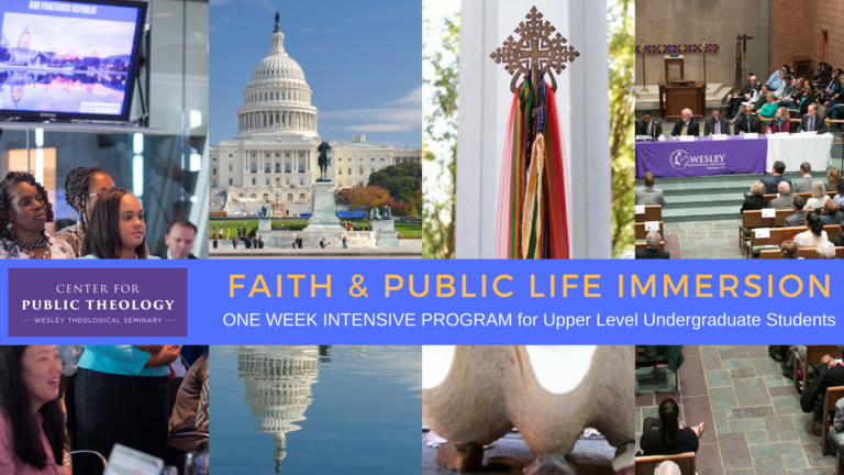 Faith and Public Life Immersion