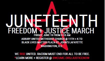 Juneteenth Freedom and Justice March