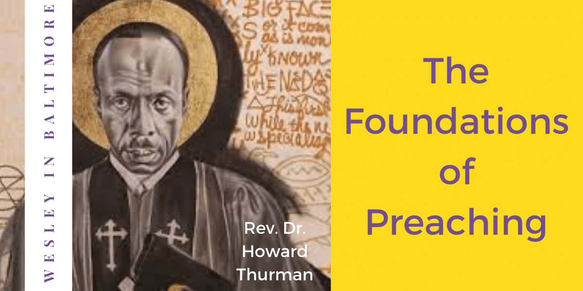 Purple Foundations of Preaching