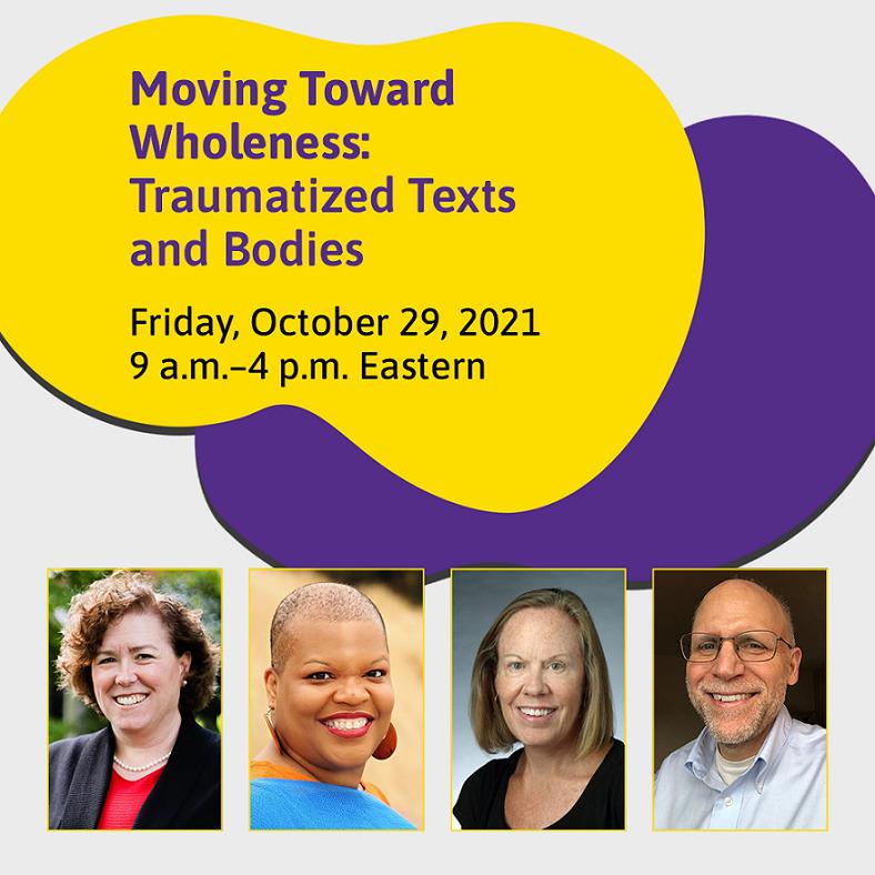 moving toward wholeness
