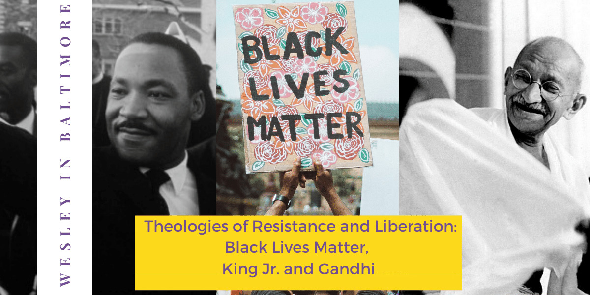 BANNER Theologies of Resistance BLM