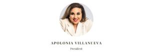 President Apolonia Villanueva