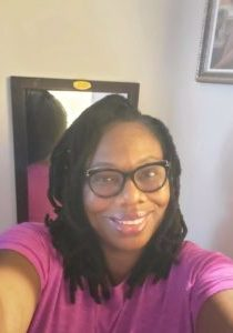 Photo of Ruth Jackson, Student worker in the Admissions Office